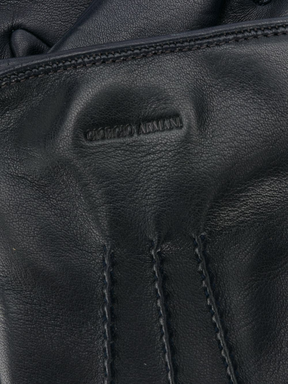 Giorgio Armani   классические перчатки   Clouty