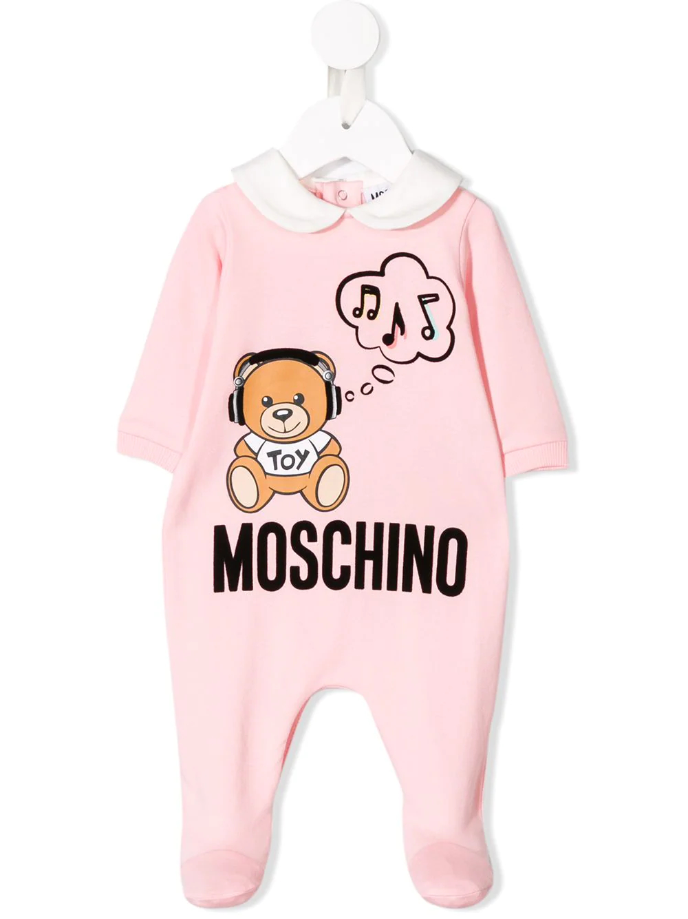 Moschino Baby | комбинезон для новорожденного Teddy Bear | Clouty
