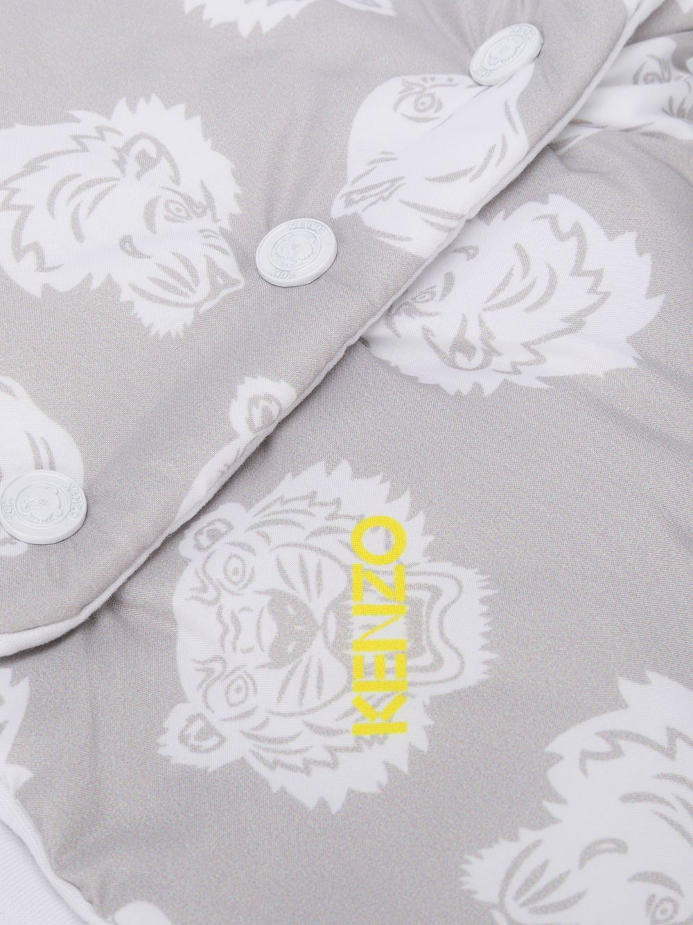KENZO Kids   конверт для новорожденного Tiger   Clouty