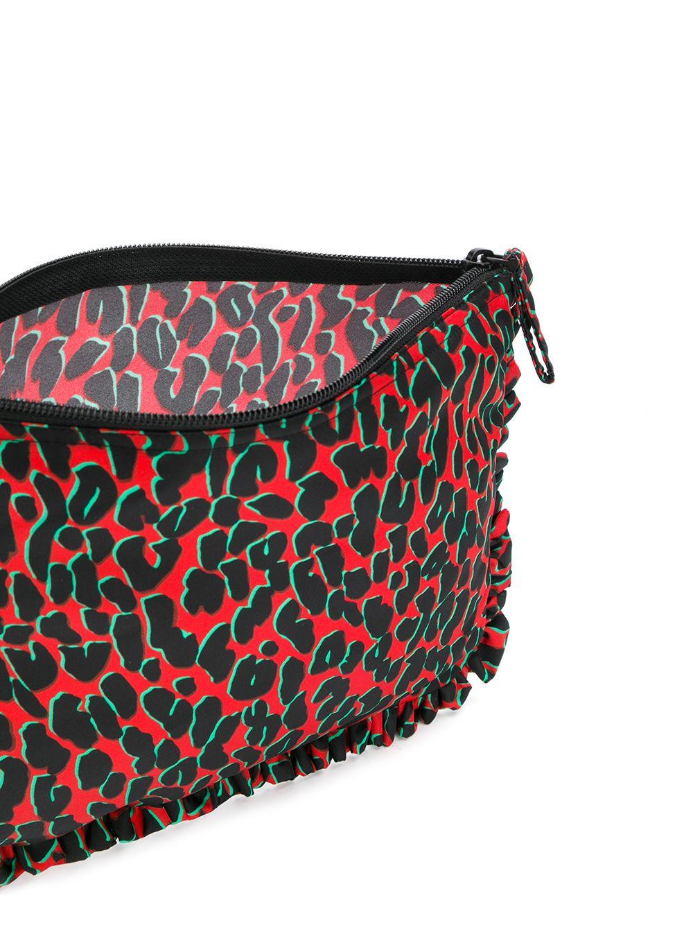 La DoubleJ | La Doublej клатч с леопардовым принтом | Clouty