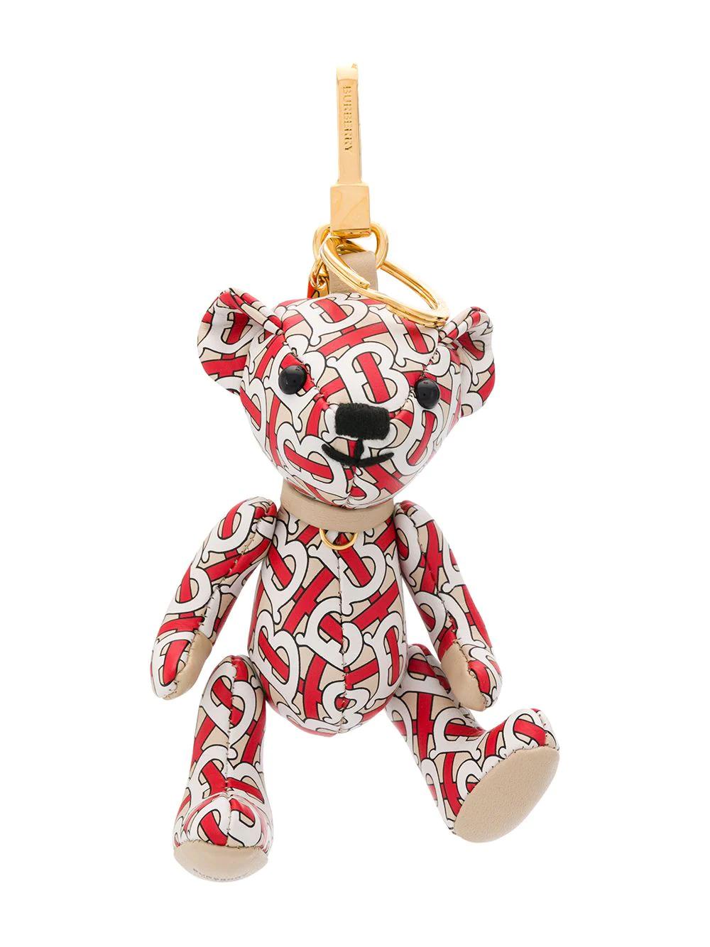 BURBERRY | подвесной брелок Thomas Bear | Clouty