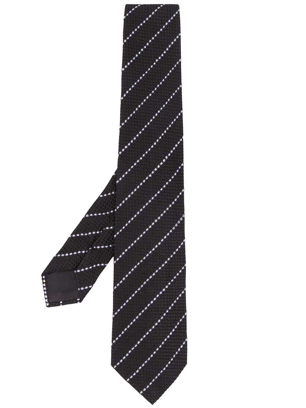 Giorgio Armani   классический галстук   Clouty