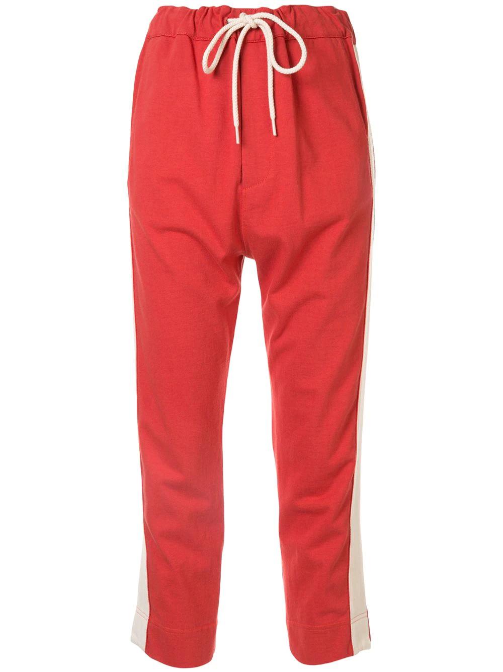 Bassike | укороченные спортивные брюки | Clouty
