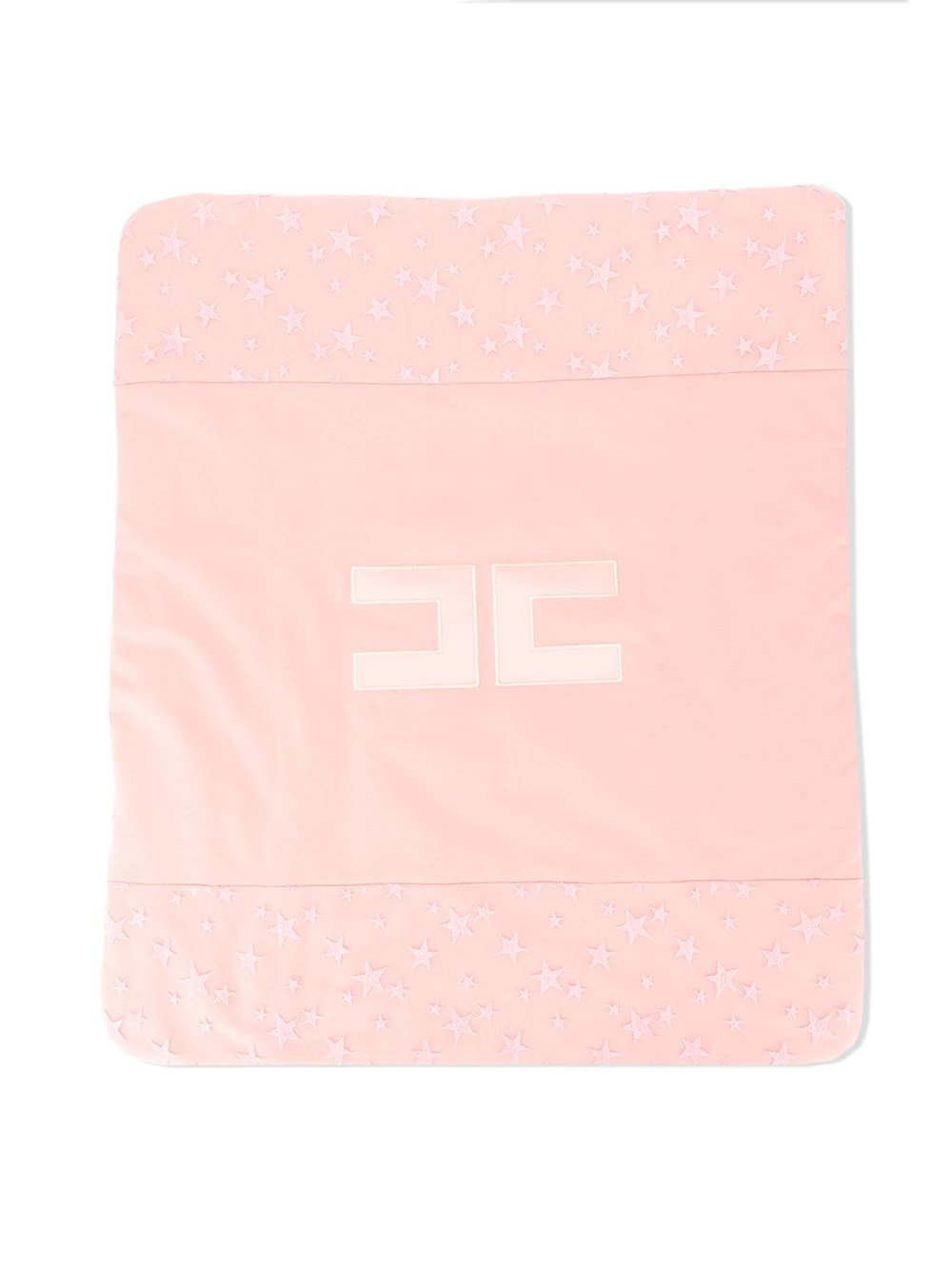 Elisabetta Franchi | Elisabetta Franchi La Mia Bambina одеяло с логотипом | Clouty