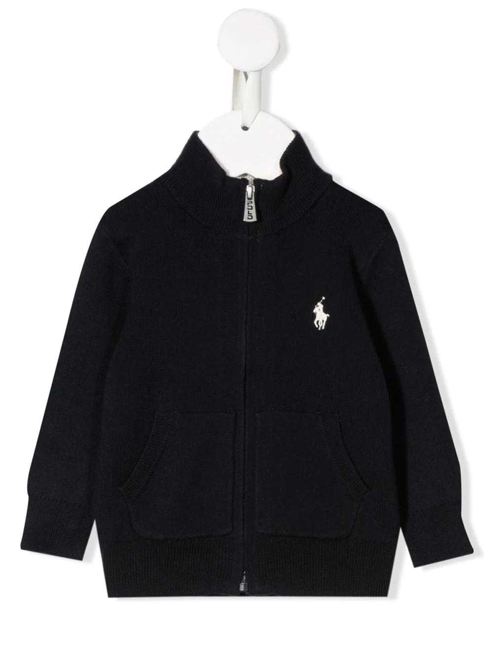 Ralph Lauren Children | куртка с вышитым логотипом | Clouty