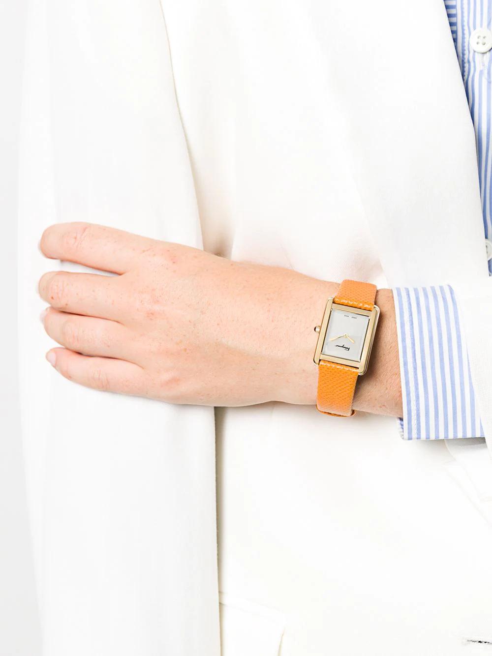 SALVATORE FERRAGAMO | Salvatore Ferragamo Watches наручные часы Tank Lady | Clouty