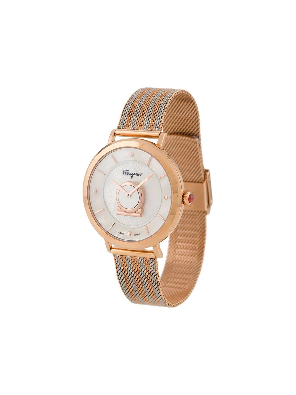SALVATORE FERRAGAMO | Salvatore Ferragamo Watches наручные часы Minuetto 36 мм | Clouty