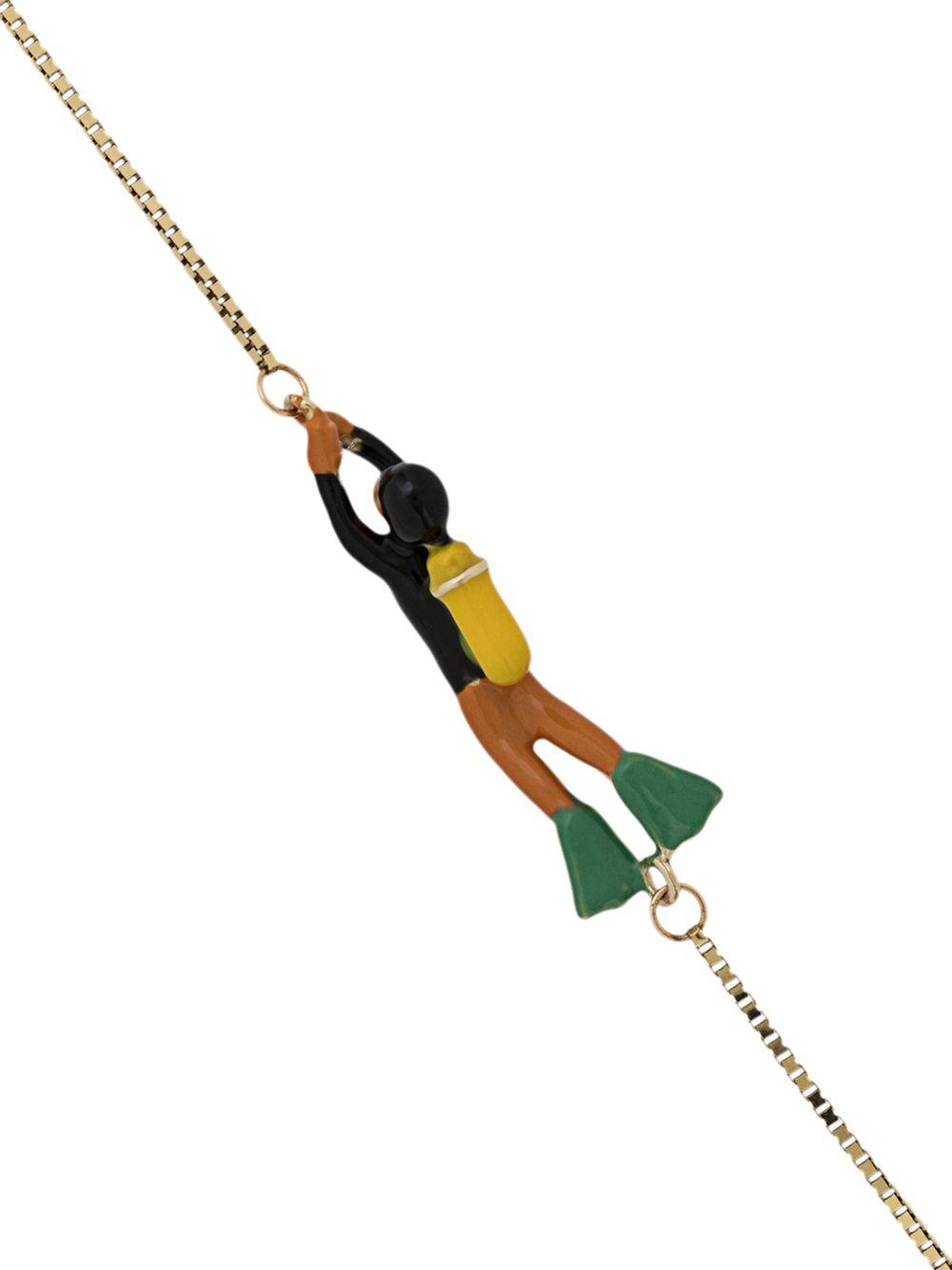 Aliita | Aliita золотая цепочка на шею Sub | Clouty
