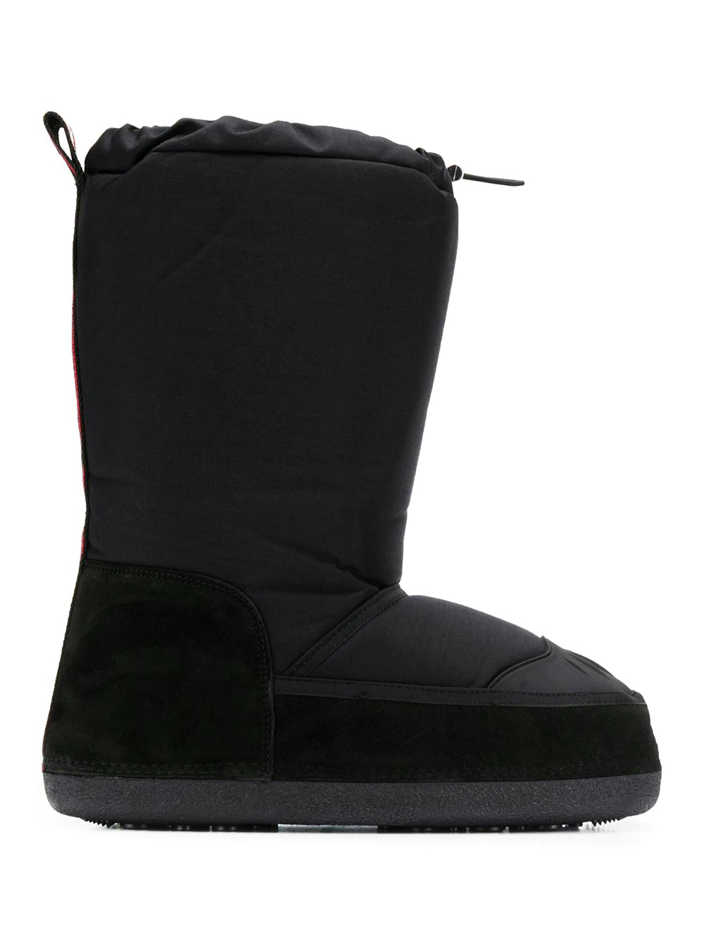 DSQUARED2   зимние сапоги на шнурке   Clouty