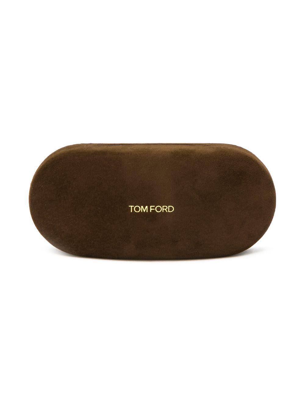 Tom Ford | солнцезащитные очки-авиаторы с затемненными линзами | Clouty