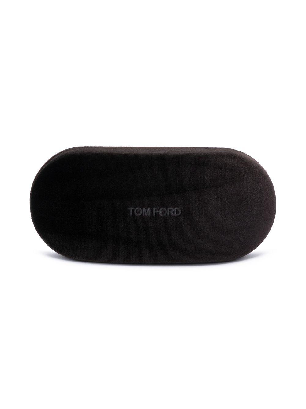 Tom Ford | солнцезащитные очки в оправе 'кошачий глаз' с эффектом градиента | Clouty