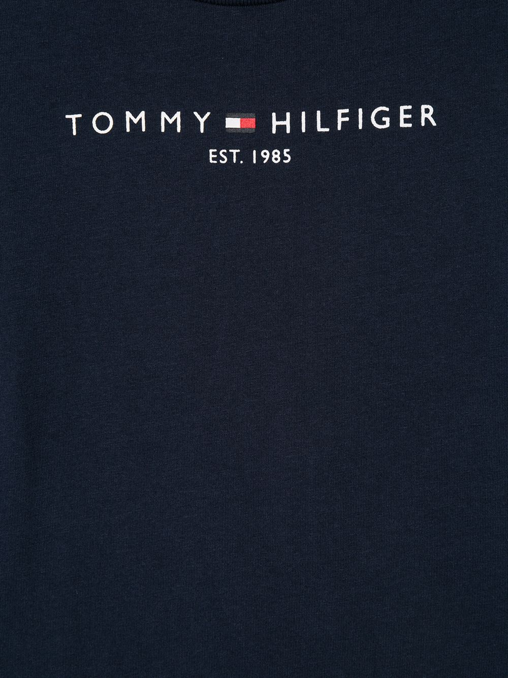 Tommy Hilfiger Junior | Tommy Hilfiger Junior футболка с логотипом | Clouty