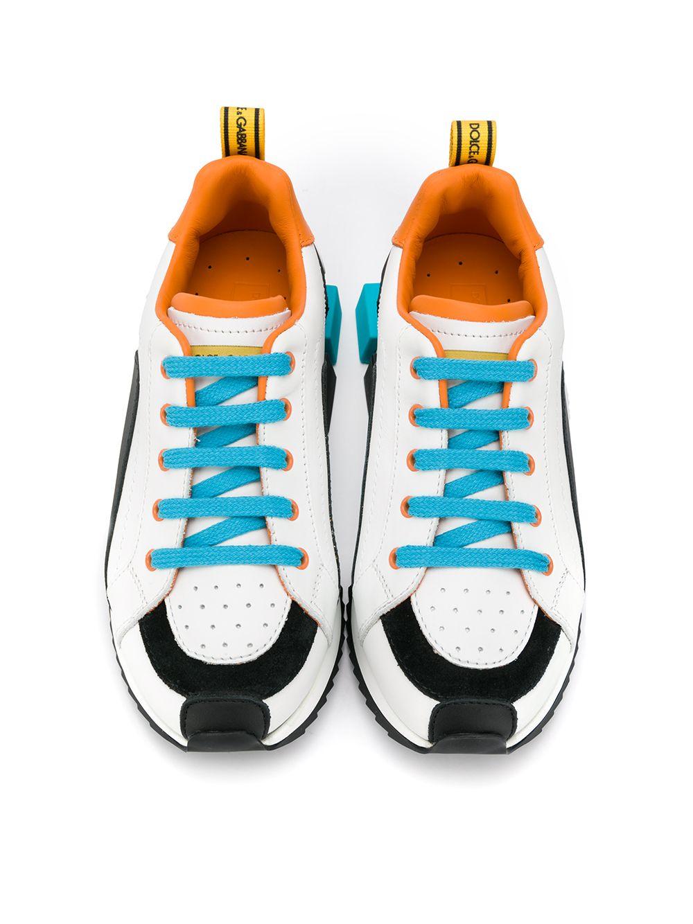 Dolce & Gabbana Junior | кроссовки на декорированной подошве | Clouty