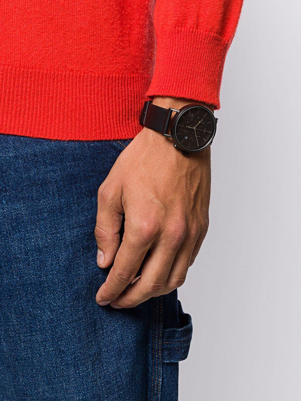 Timex | TIMEX наручные часы Fairfield Chronograph 41 мм | Clouty