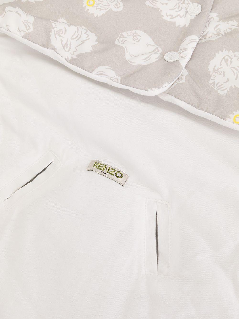 KENZO Kids | конверт с логотипом | Clouty