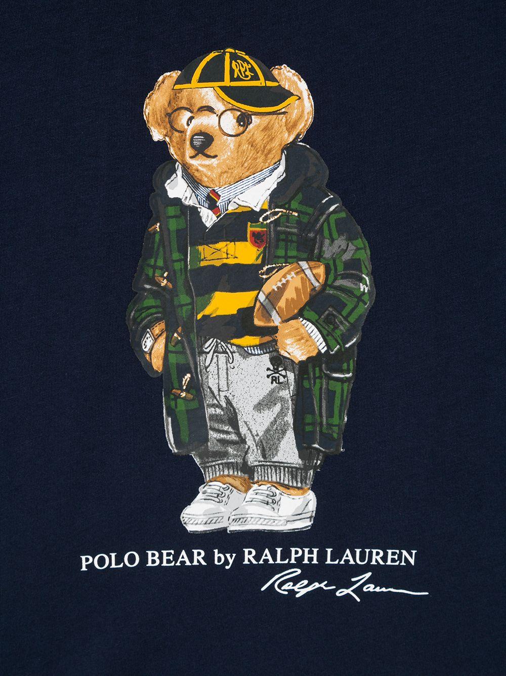 POLO RALPH LAUREN | Polo Ralph Lauren футболка Polo Bear | Clouty