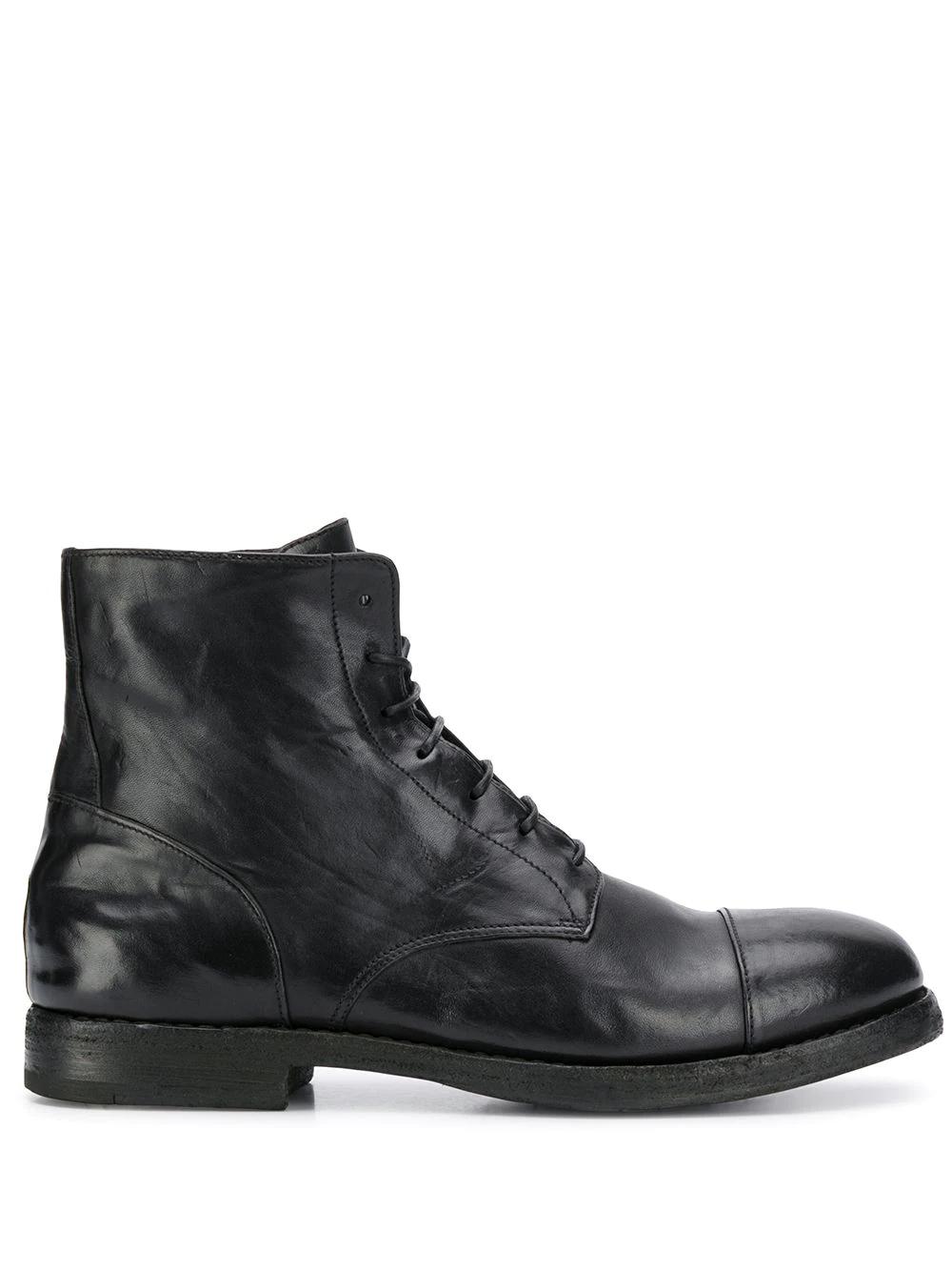Premiata   ботинки на шнуровке   Clouty
