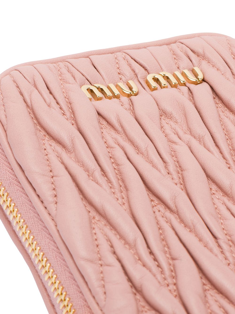 MIU MIU | стеганая мини-сумка | Clouty