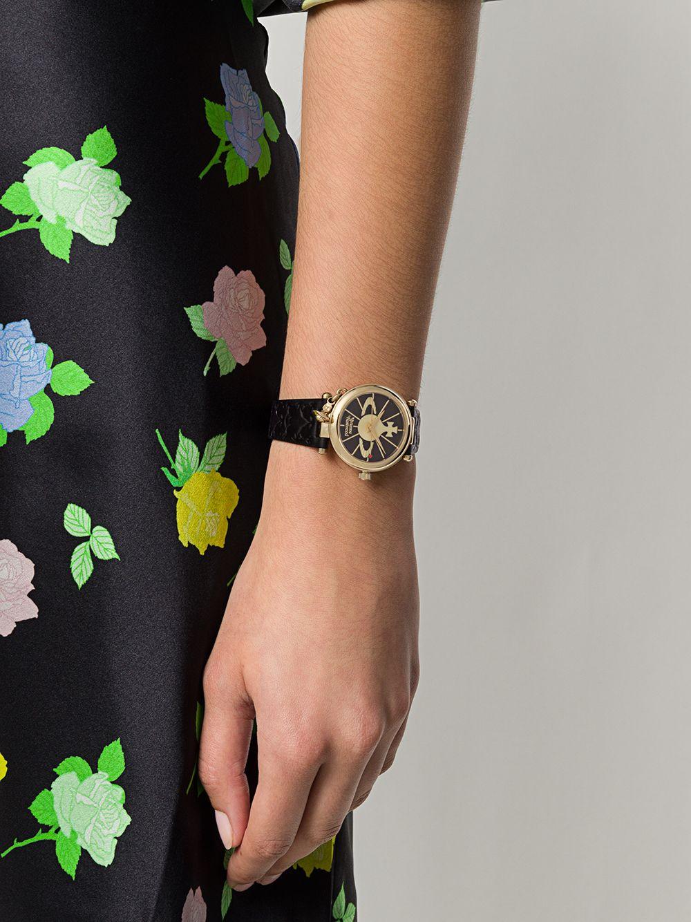 Vivienne Westwood | Vivienne Westwood наручные часы Orb с логотипом | Clouty