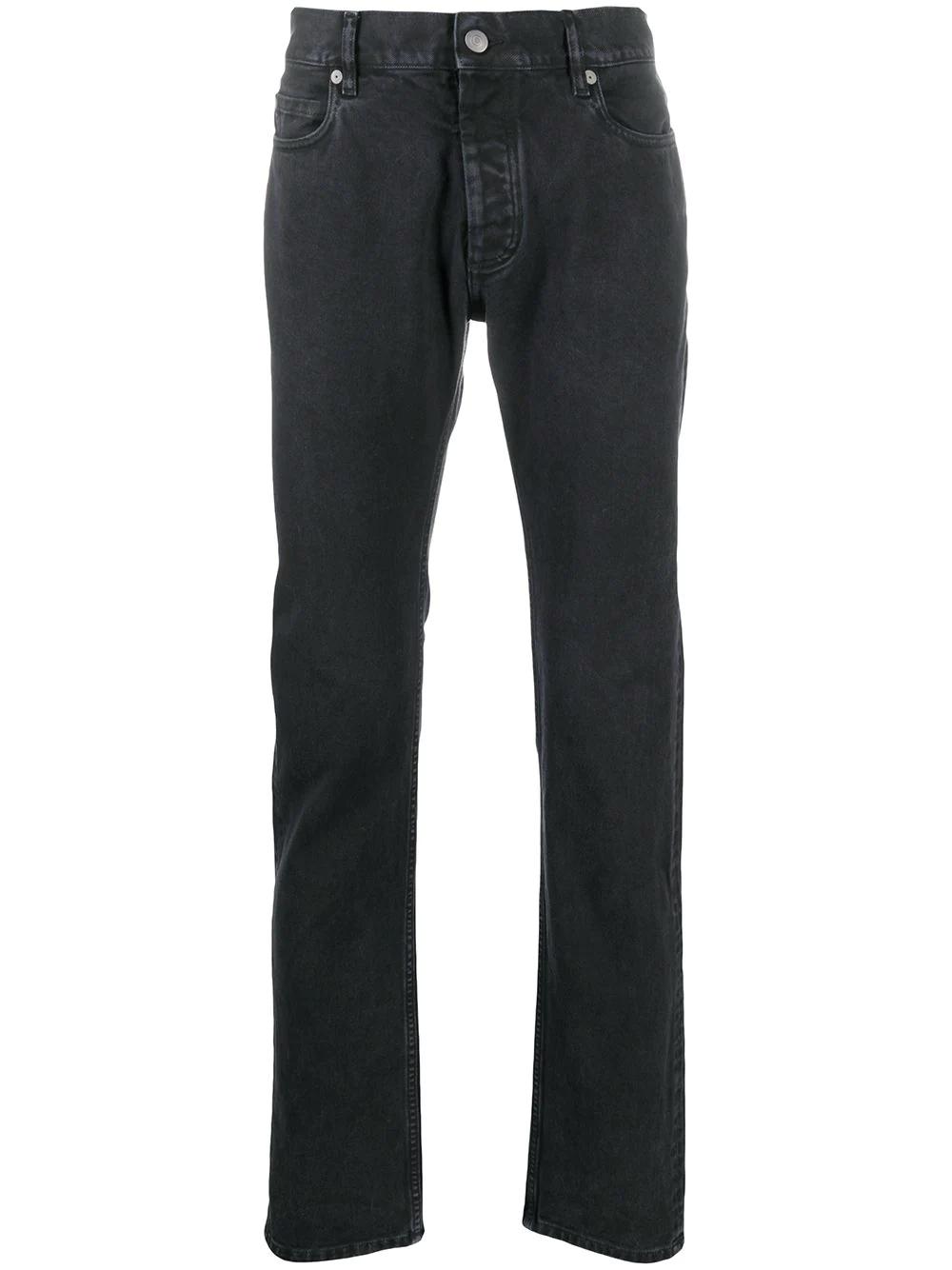 Maison Margiela | Maison Margiela узкие джинсы | Clouty