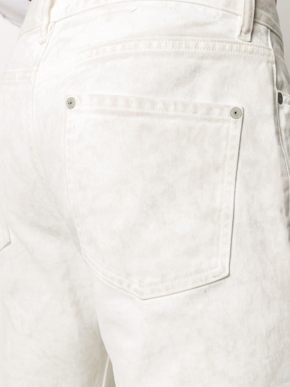 Maison Margiela | Maison Margiela джинсы кроя слим | Clouty