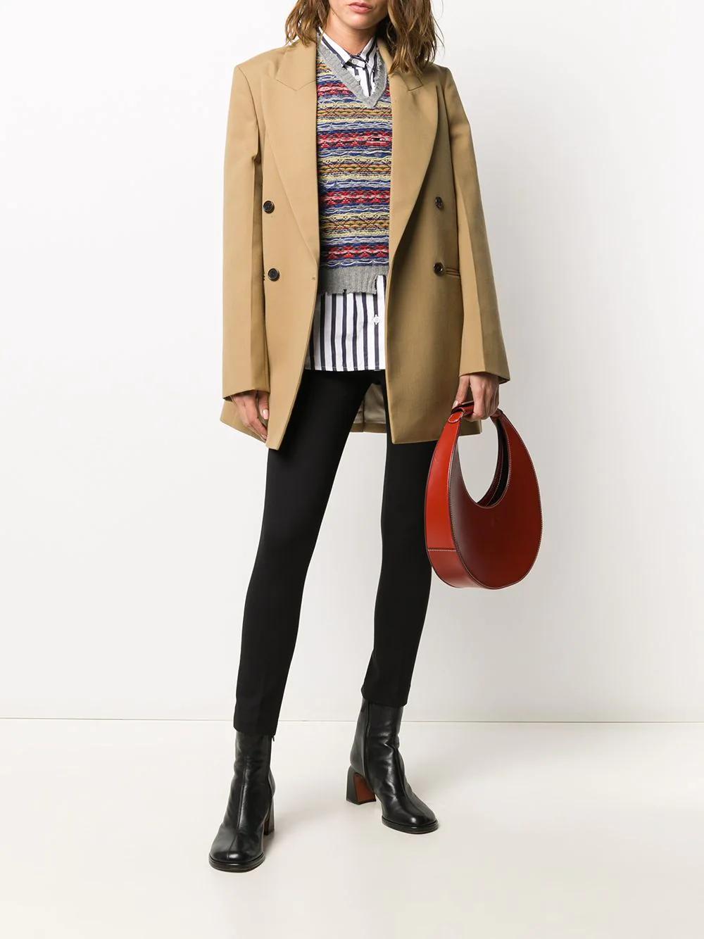 Blanca Vita | Blanca Vita брюки кроя слим | Clouty