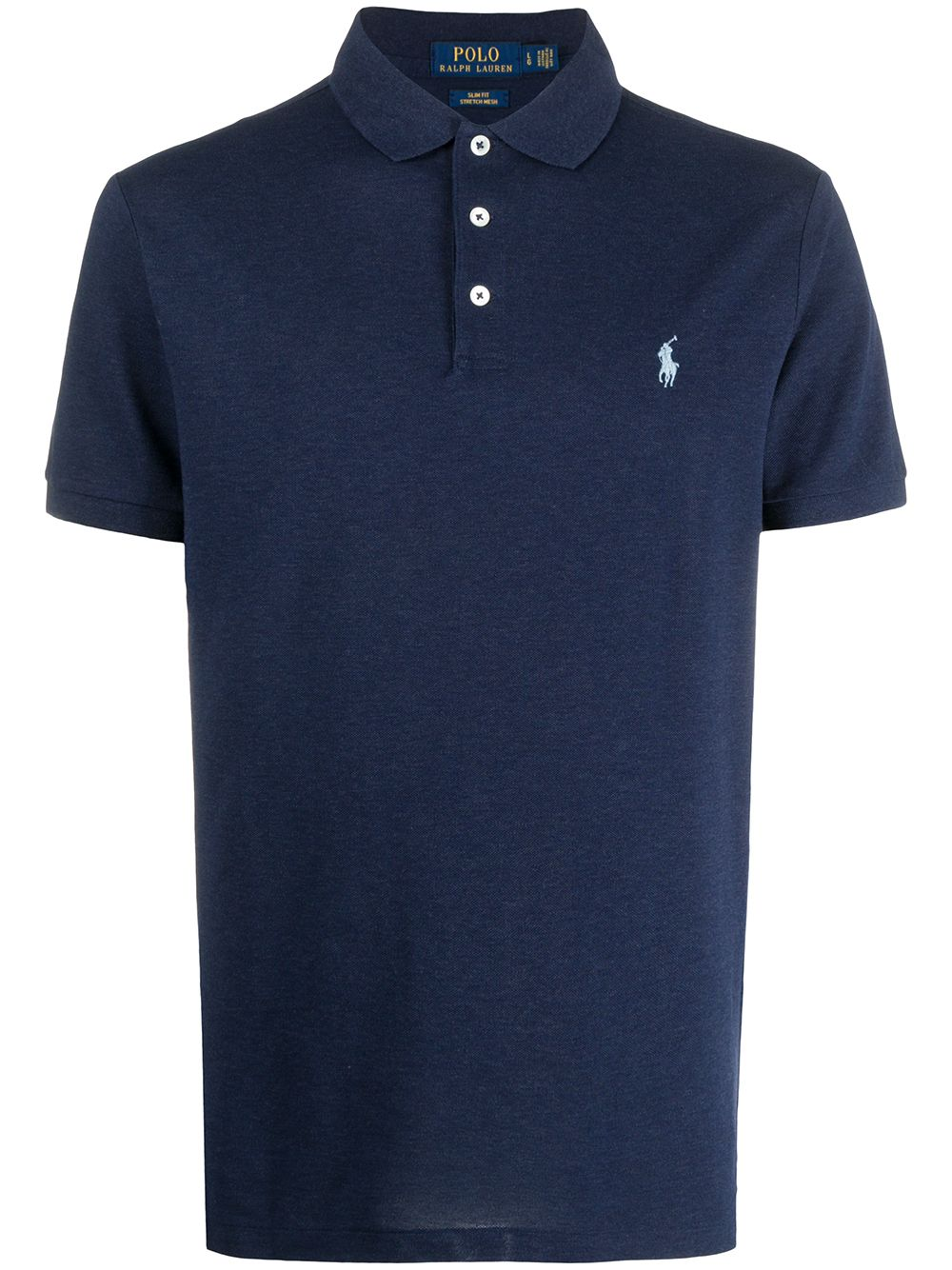 POLO RALPH LAUREN | Polo Ralph Lauren рубашка поло с вышитым логотипом | Clouty