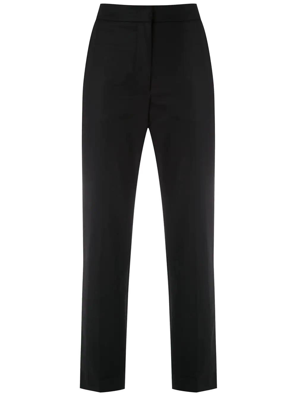 Egrey | Egrey укороченные брюки с карманами | Clouty