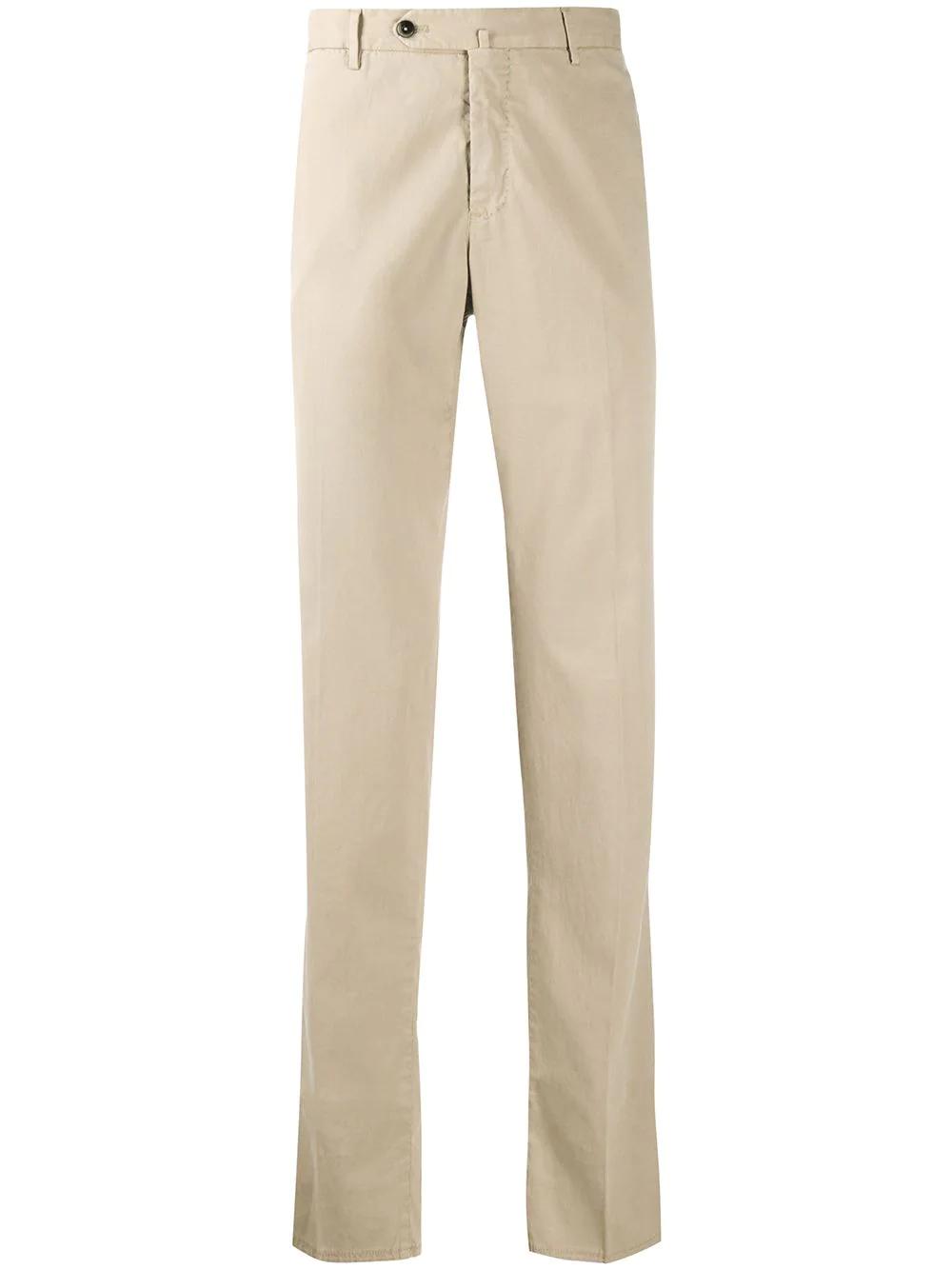 PT01 | Pt01 брюки чинос прямого кроя | Clouty