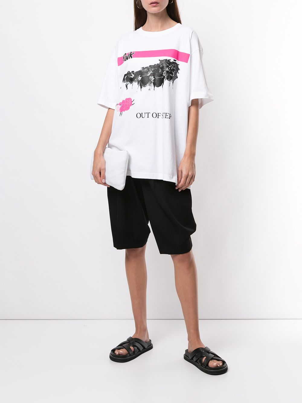 Y's | Y's футболка оверсайз | Clouty