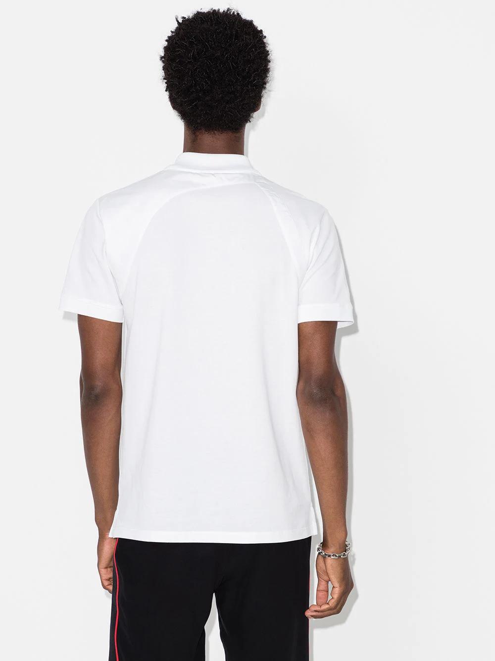 Alexander McQueen | Alexander McQueen рубашка поло с логотипом | Clouty