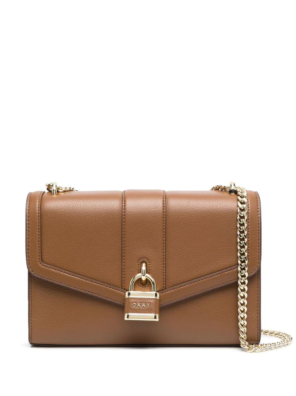 DKNY | DKNY сумка на плечо с подвеской | Clouty