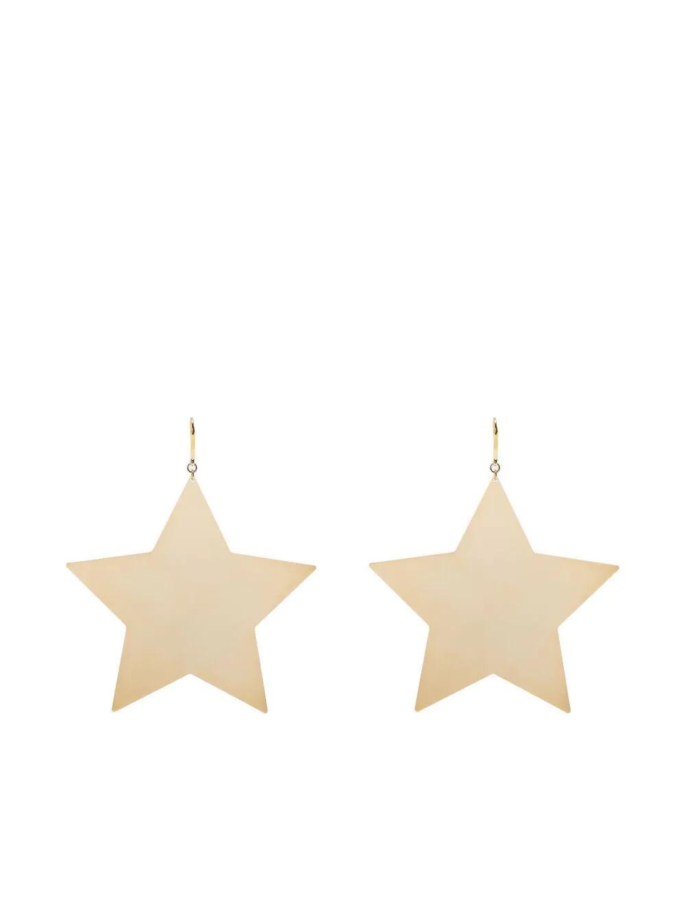 Isabel Marant | Isabel Marant единичная серьга в форме звезды | Clouty