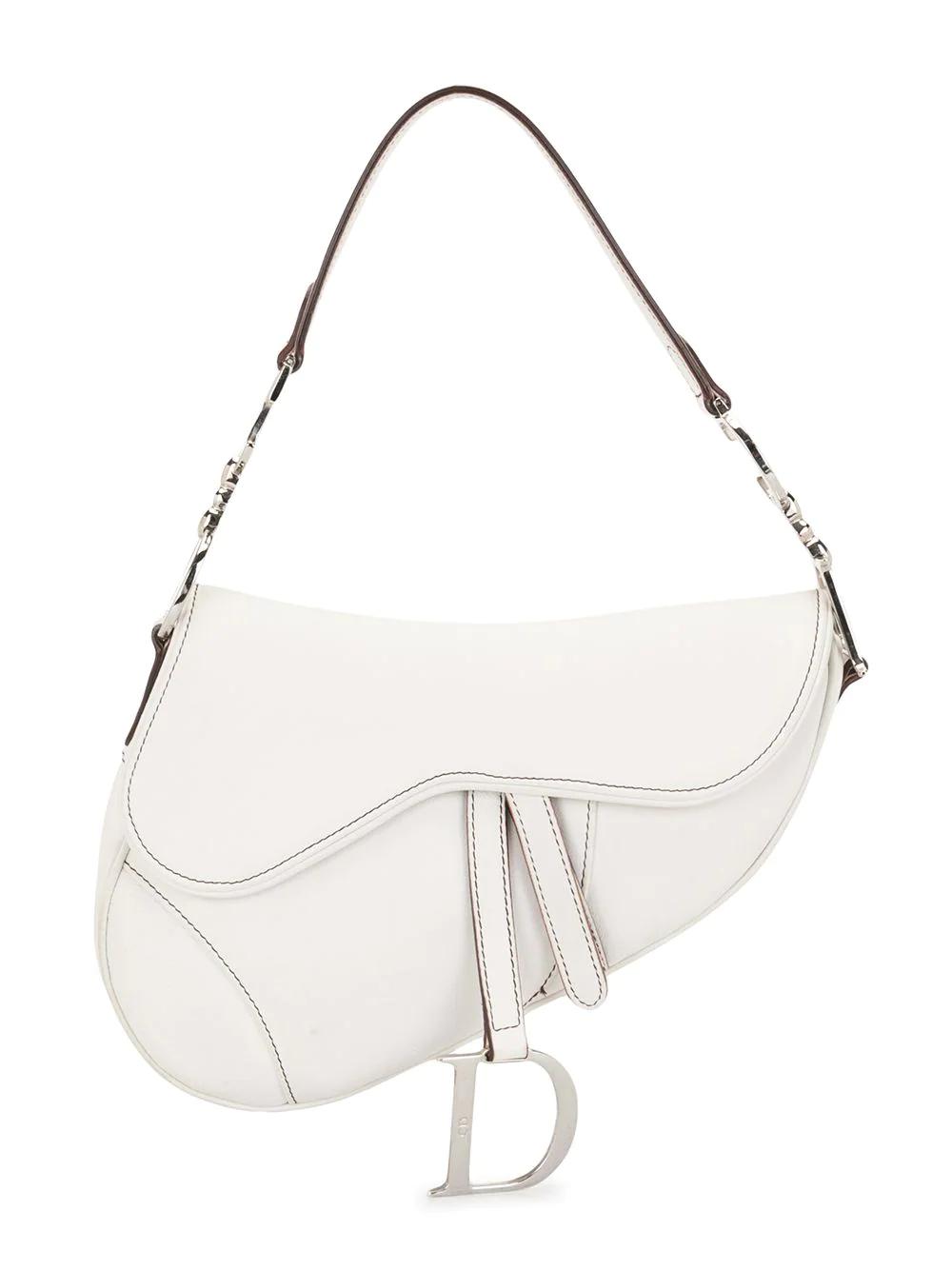 Dior | Christian Dior сумка на плечо Saddle pre-owned | Clouty