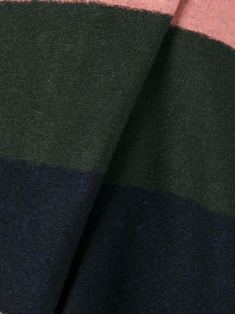 Henrik Vibskov | Многоцветный юбка 'Lotus'  Henrik Vibskov | Clouty