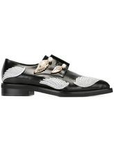 Фото декорированные туфли Coliac