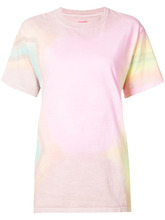 Фото футболка с размытым принтом Rachel Comey