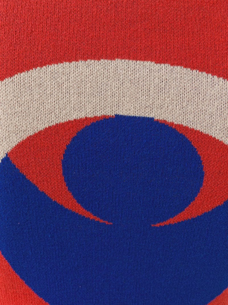 Henrik Vibskov | Многоцветный юбка-карандаш 'Sun' Henrik Vibskov | Clouty