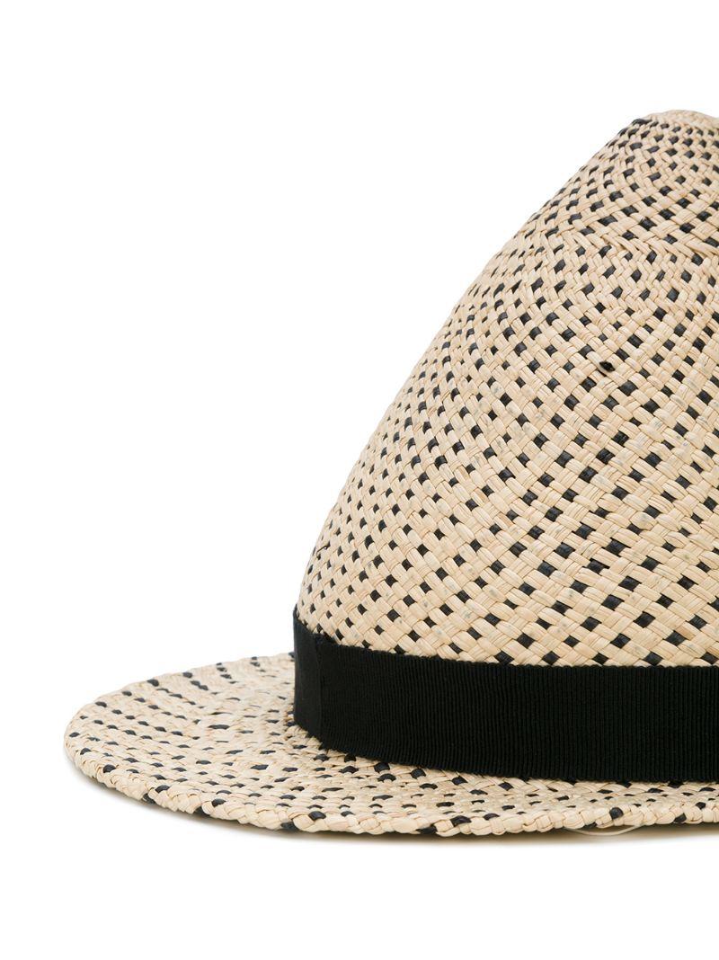 Henrik Vibskov | Телесный шляпа 'Aura ' Henrik Vibskov | Clouty
