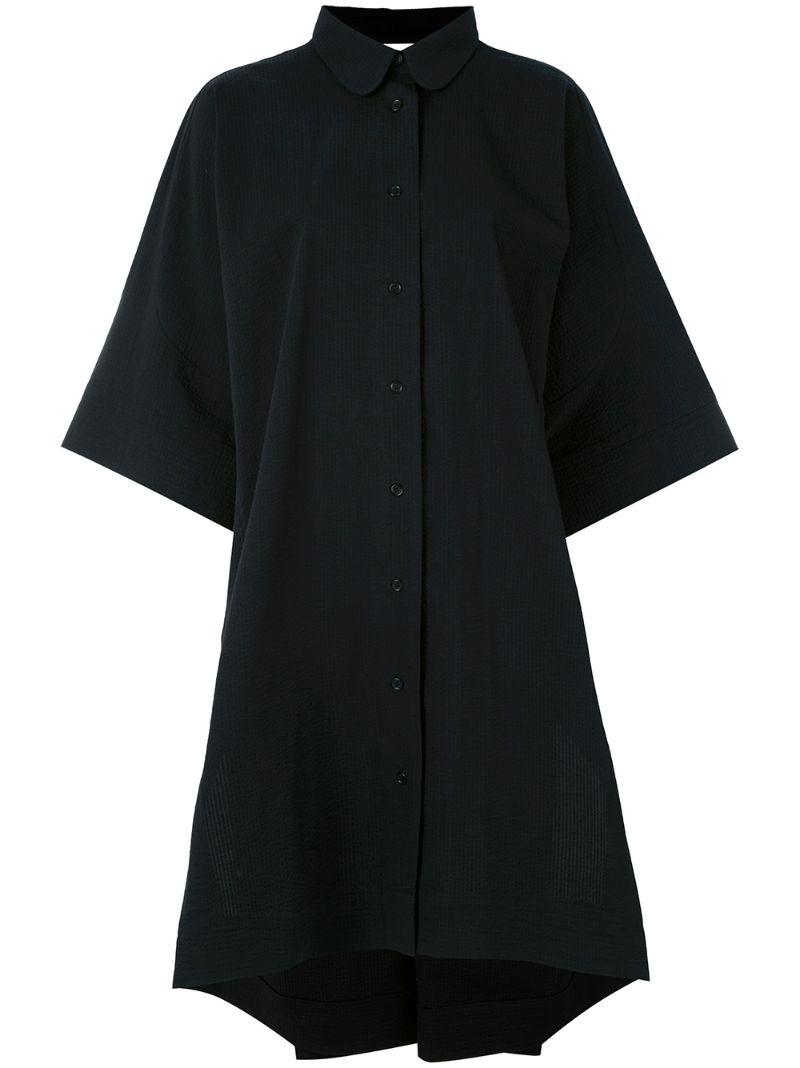 Henrik Vibskov | Чёрный платье 'Kid' Henrik Vibskov | Clouty
