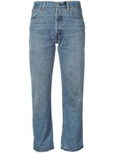 Фото укороченные джинсы Re/Done