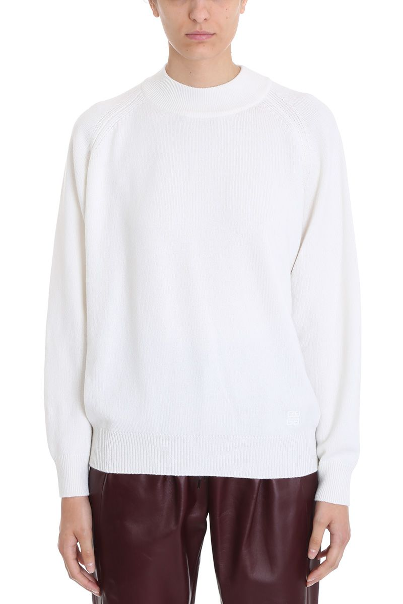 GIVENCHY | Givenchy Crew-neck Sweater | Clouty
