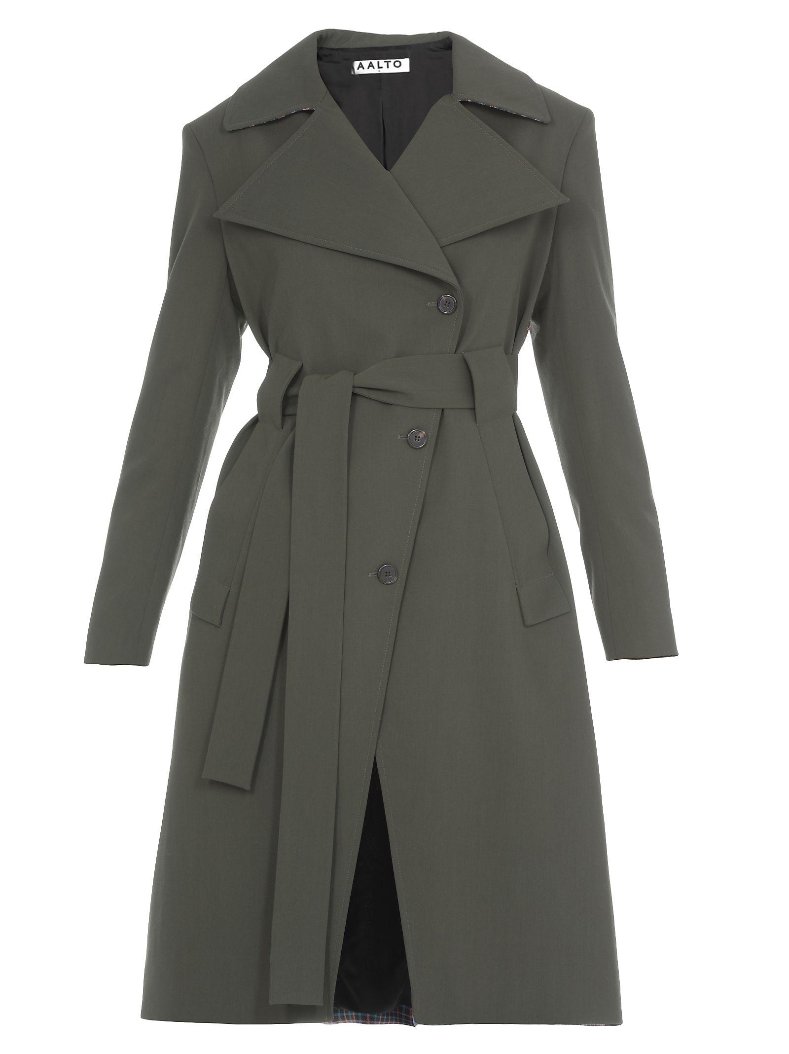 Aalto | AALTO Wool Coat | Clouty