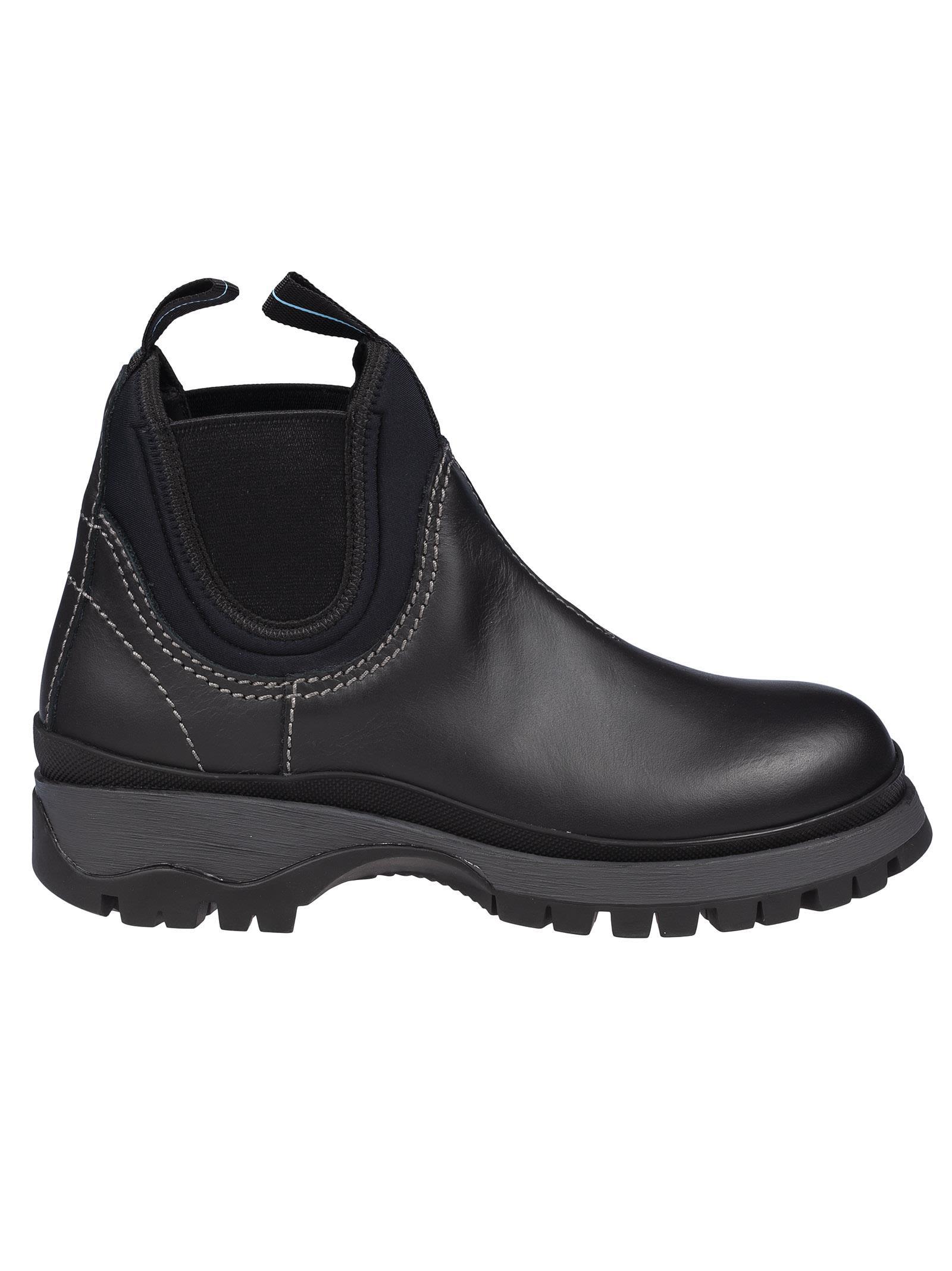 PRADA | Prada Chunky Chelsea Boots | Clouty