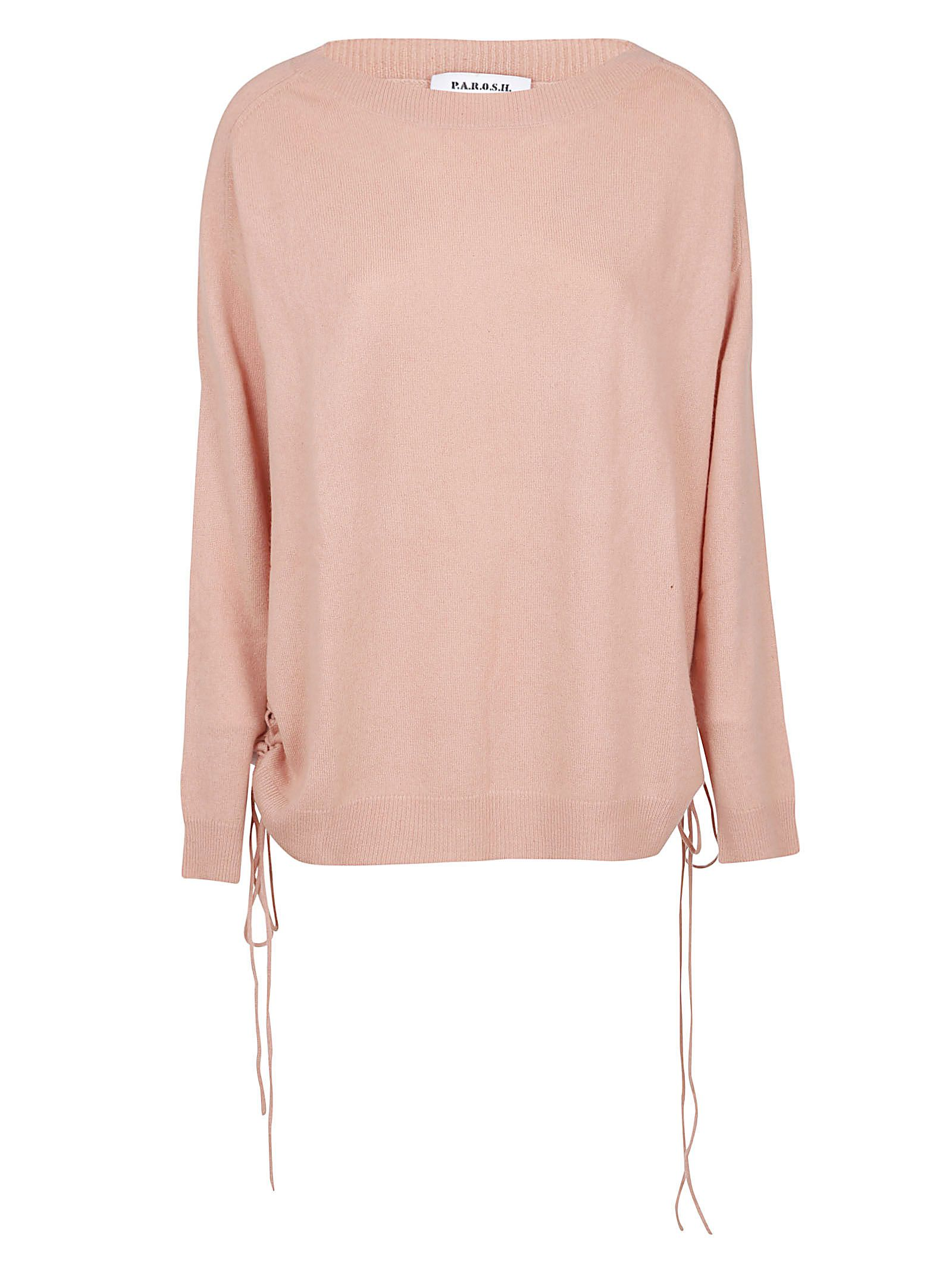 P.A.R.O.S.H. | Parosh Drawstring Sweater | Clouty