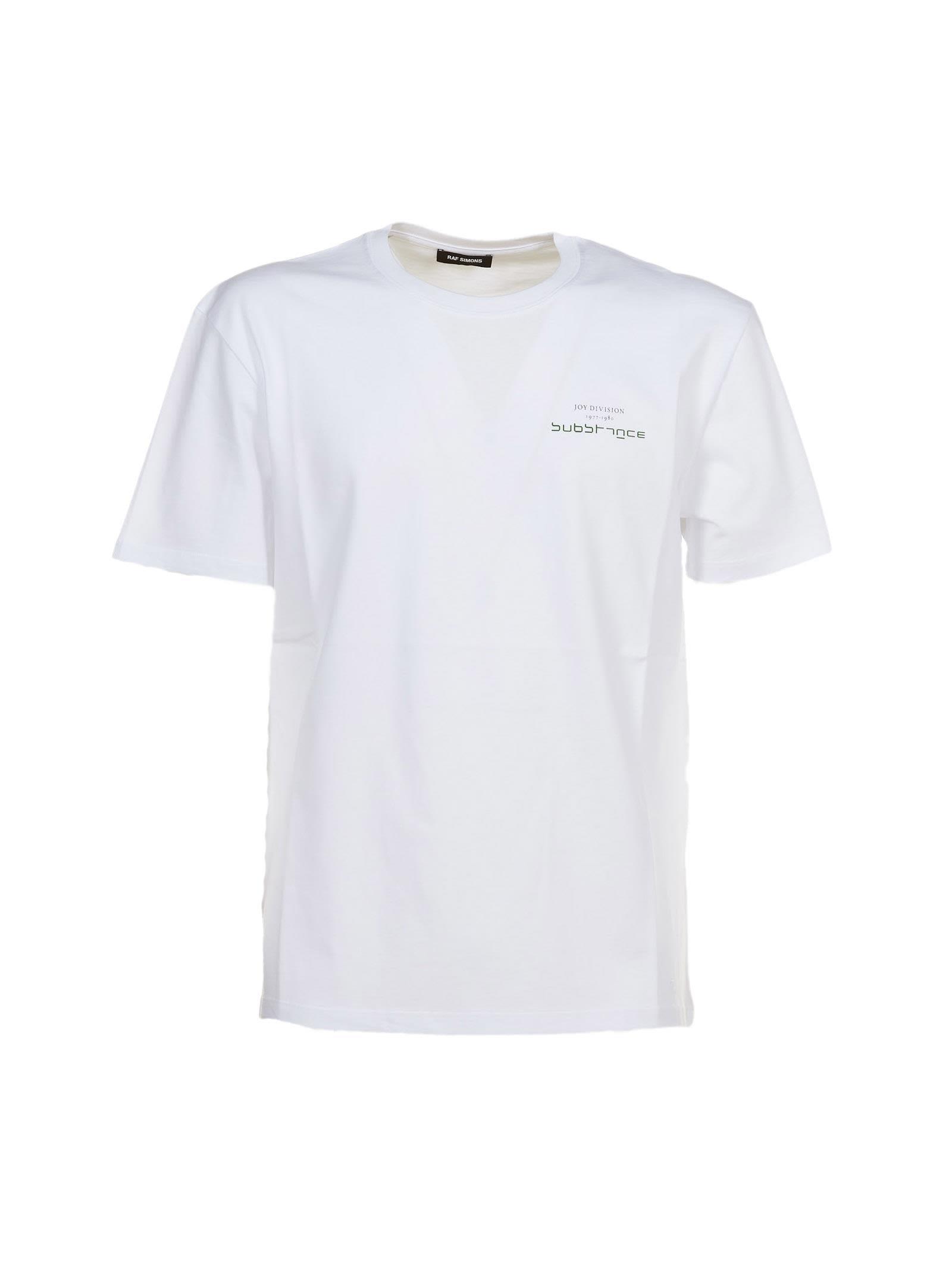 Raf Simons   Raf Simons Classic T-shirt   Clouty