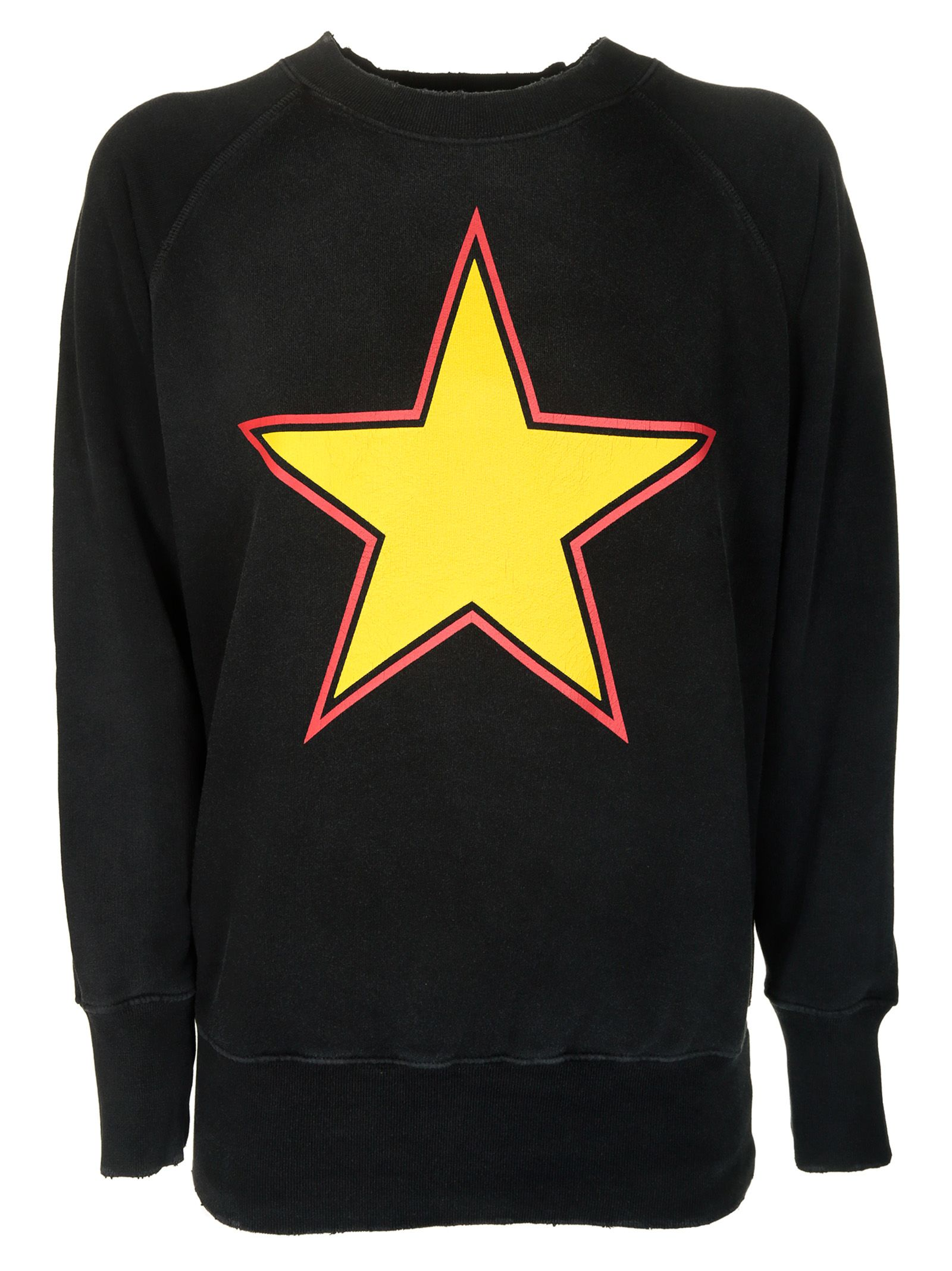 GIVENCHY | Givenchy Star Print Sweatshirt | Clouty