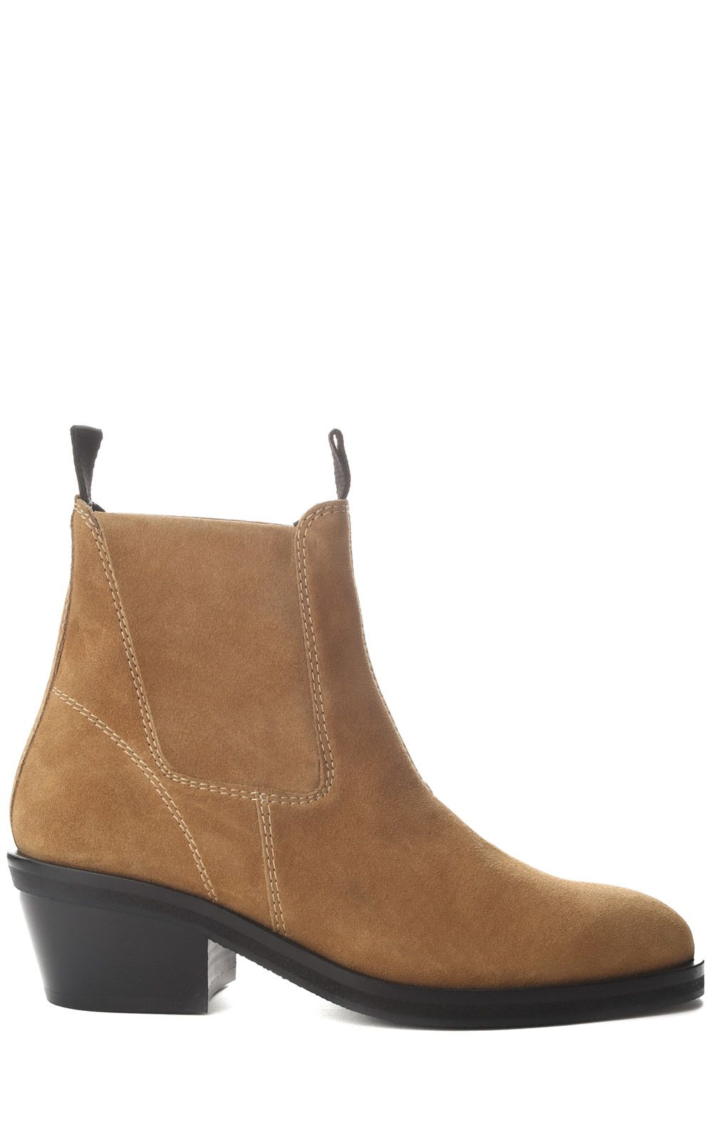Acne Studios | Acne Studios Chelsea Suede Ankle Boots | Clouty