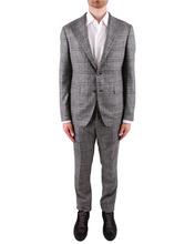 Фото Tagliatore Tagliatore Virgin Wool And Silk Suit