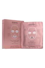 Фото Маска для сияния Розовое золото Rose Gold Brightening Face Treatment Mask, 5 шт.